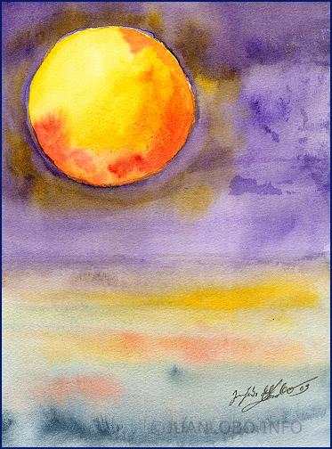 Der 53. Sonnenuntergang dieses Jahres