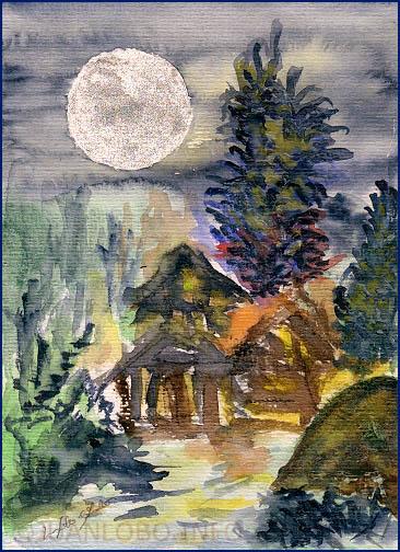 Nachts im Waldviertel