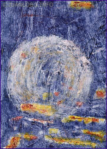 Wer steht auf dem Mond und lacht ins All