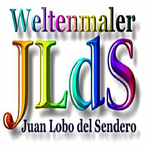 "Weltenmaler ""Juan Lobo del Sendero"""